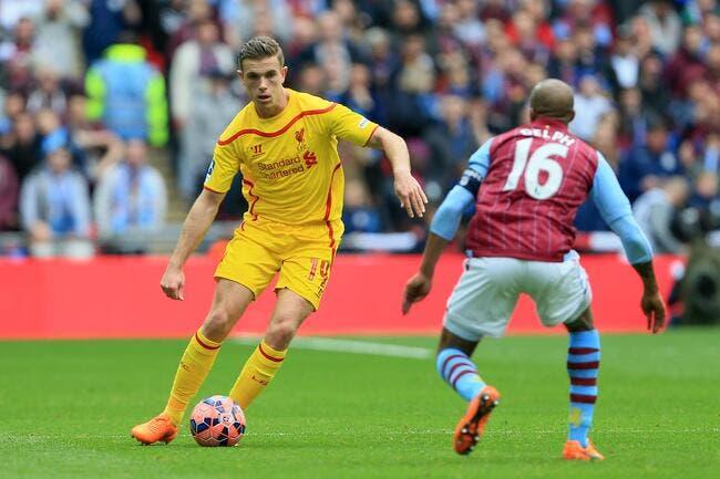 Liverpool fait signer son futur capitaine jusqu'en 2020