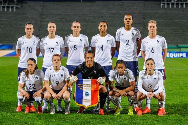 Mondial féminin : Les 23 Françaises