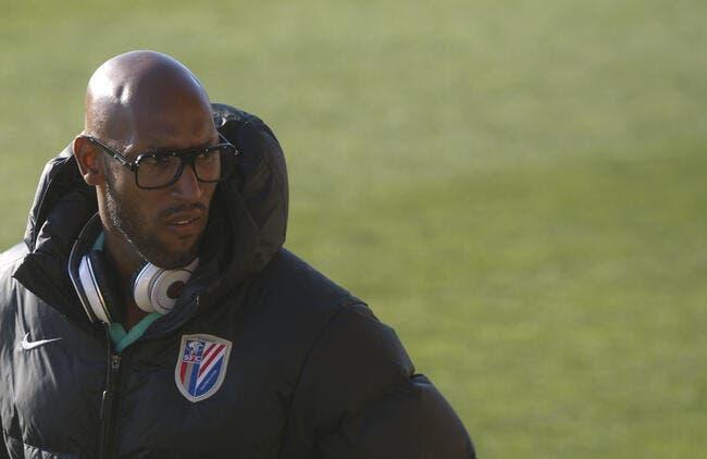 Algérie : Anelka se bat avec l'entraineur, et le fait virer