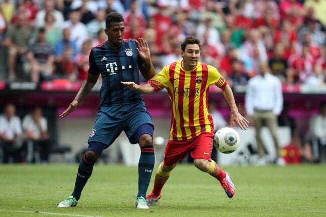 Barcelone-Bayern Munich en énorme choc des demi-finales