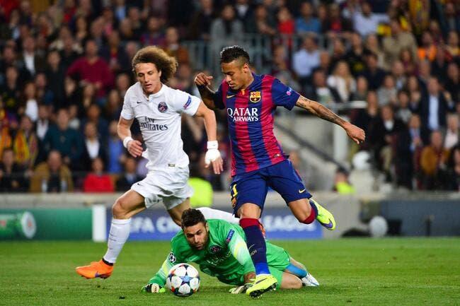 Le PSG n'est pas le premier à se faire trimbaler par Barcelone rappelle Blanc