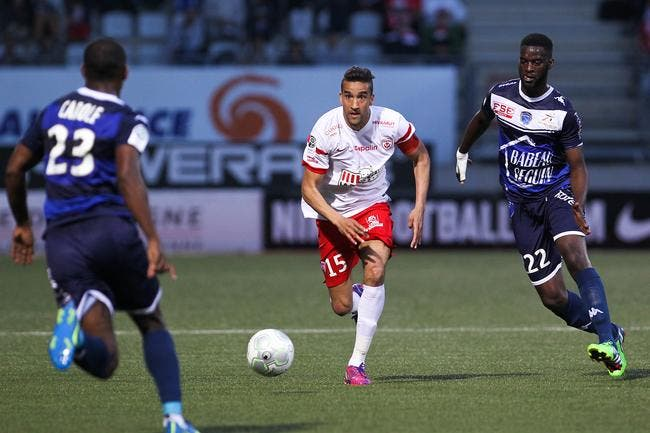 Troyes attendra, Angers et Ajaccio se place