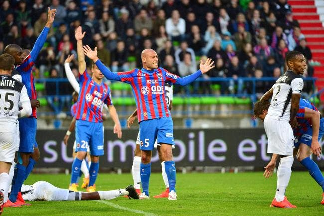 Beauvue s'amuse de son but miracle