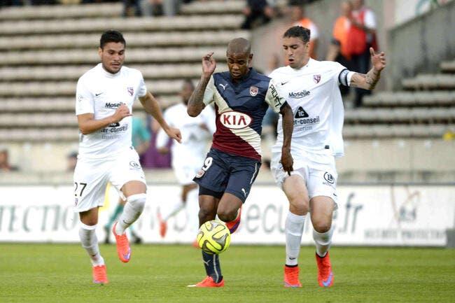 Bordeaux cale, Bastia s'éloigne de la zone rouge