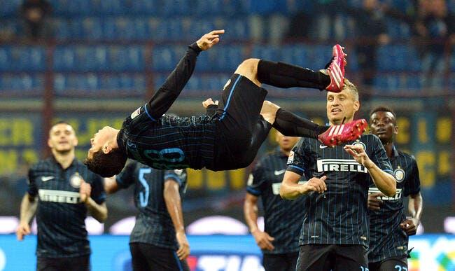 Inter Milan – AS Roma 2-1