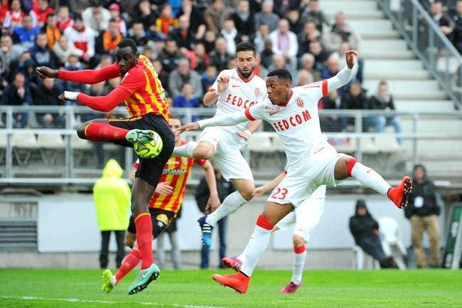 0-3 face à Monaco, Lens ne peut pas faire mieux