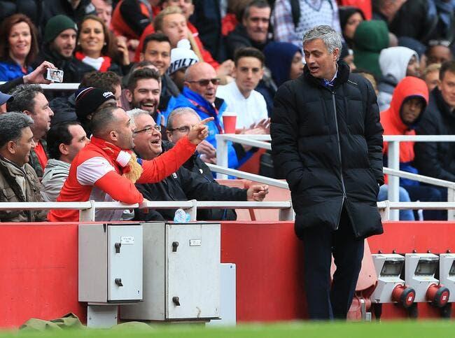 Boring Chelsea ? Mourinho chambre Arsenal