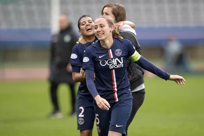 Fém : Première finale de Ligue des Champions pour le PSG