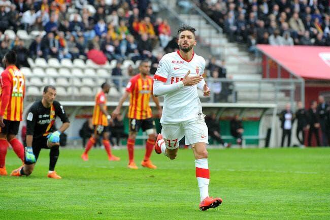 Monaco fait la triple affaire et enfonce Lens