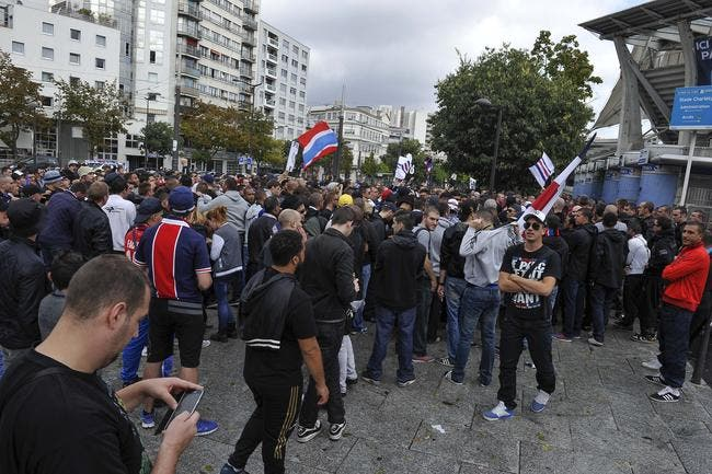 Attaque frontale contre le fichage des supporters du PSG !