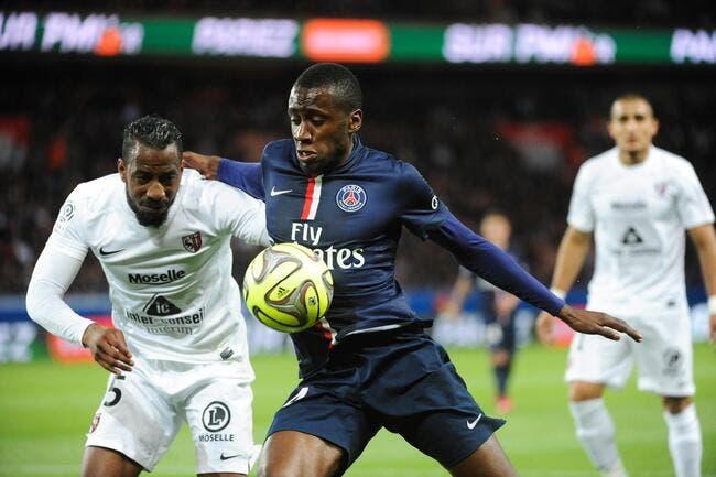 Battu par le PSG Metz pense déjà à l'OM