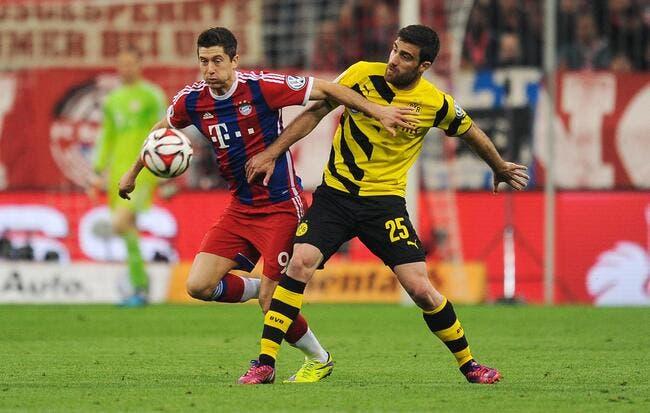 Bayern Munich - Dortmund : 1-1 ( 0 tir au but à 2)