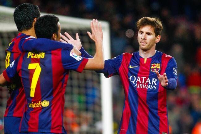 FC Barcelone - Getafe : 6-0