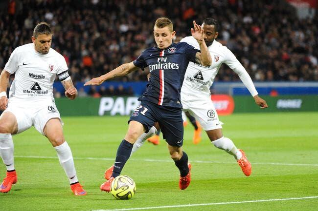 Le PSG a envoyé «un message à Lyon»