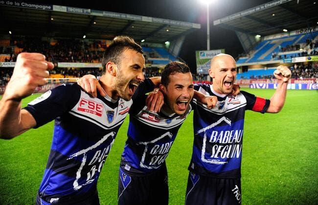 Troyes en Ligue 1, du rififi à Ajaccio