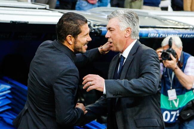 Le Real Madrid et l'Atletico interdits de mercato ?
