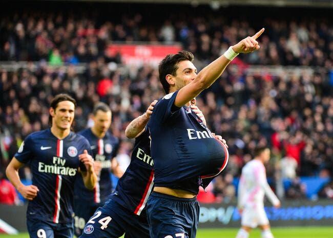 Pastore «meilleur que Lacazette et Zlatan» affirme Thiago Silva