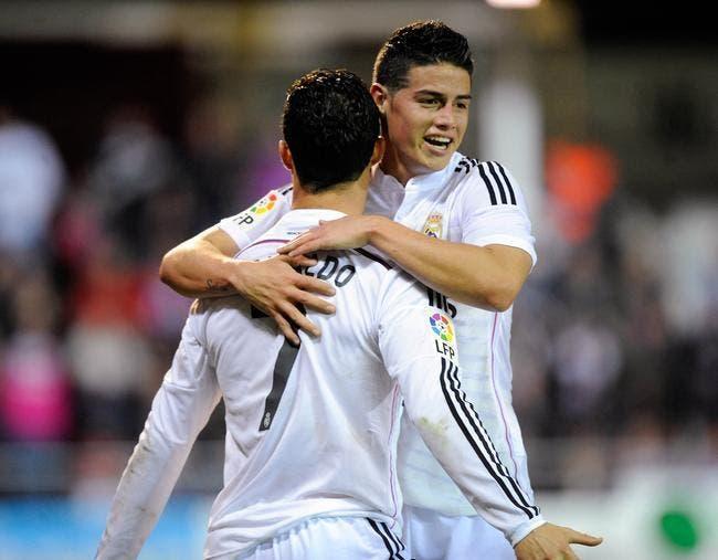 Real Madrid - Almeria : 3-0