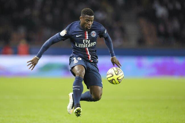 Serge Aurier officiellement transféré au PSG