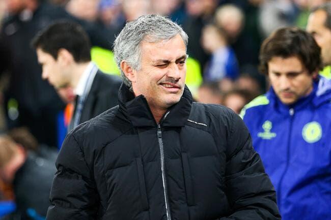 Tout le monde rêve de jouer comme Chelsea se vante Mourinho