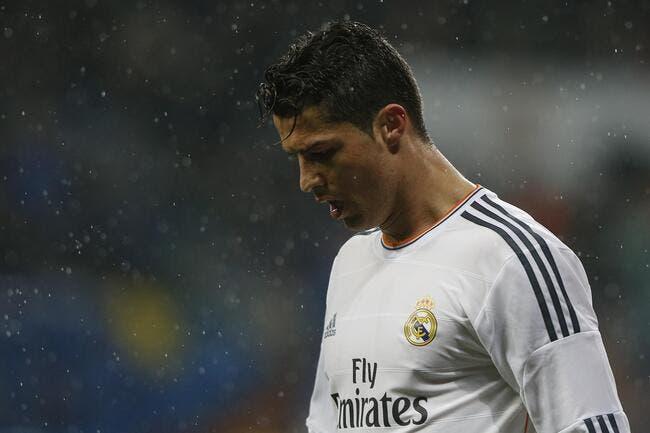 Cristiano Ronaldo pique sa crise de jalousie en direct !