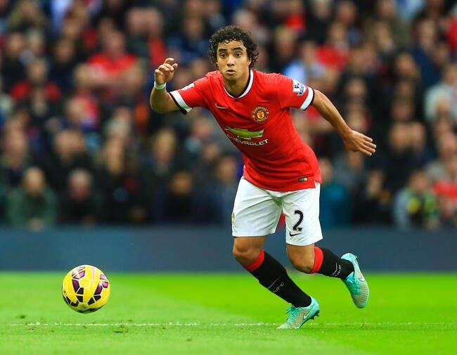 L'OL a contacté Rafael et Manchester United