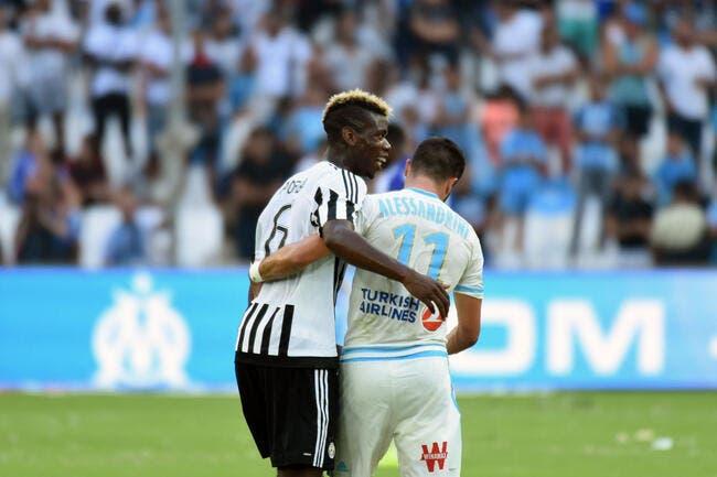 Ce sujet qui a agacé Bielsa et Pogba lors d'OM-Juventus