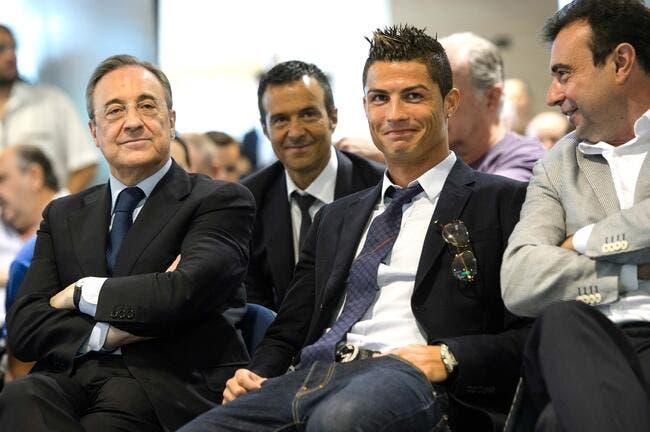 L'énormissime cadeau de Cristiano Ronaldo à son agent !