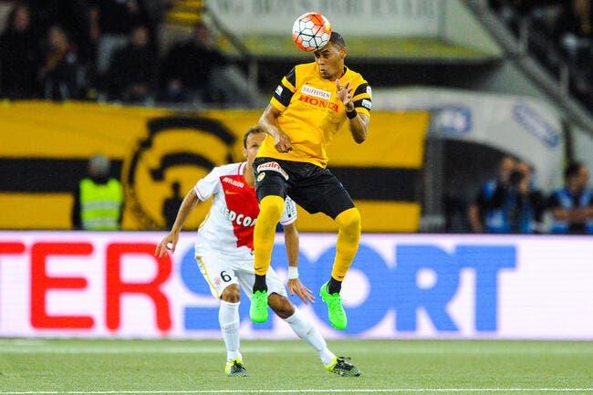 Berne sans Hoarau face à Monaco