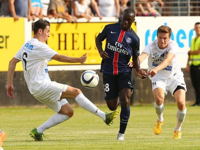 Le PSG prête Sabaly à Nantes