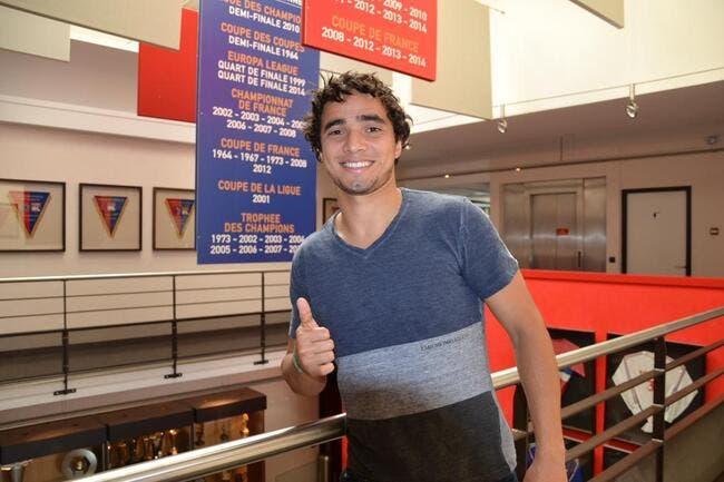 Officiel : Rafael à l'OL jusqu'en 2019 !