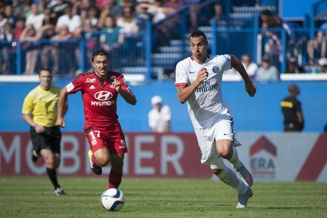 Blessé au ligament, Ibrahimovic est forfait face à Lille