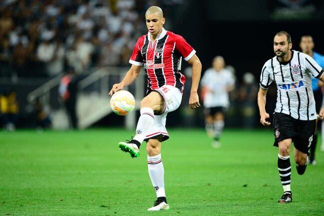 Botafogo déclare officiellement la guerre à l'OM pour Doria !