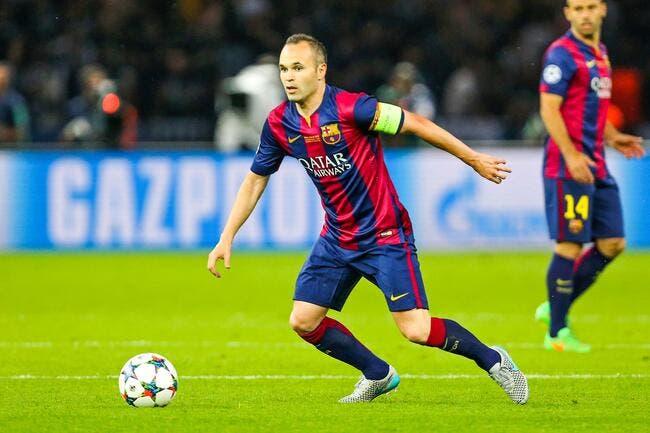 Le Barça a un nouveau capitaine