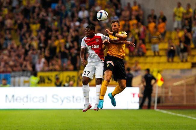 Monaco s'amuse face à Berne
