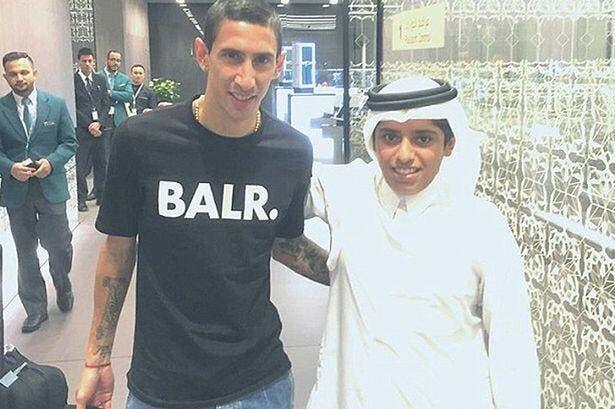 Une photo de Di Maria à Doha aurait couté 4ME au PSG !