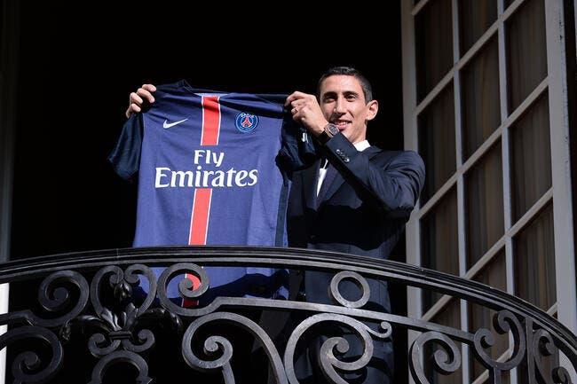 Di Maria dit pourquoi il a choisi le PSG
