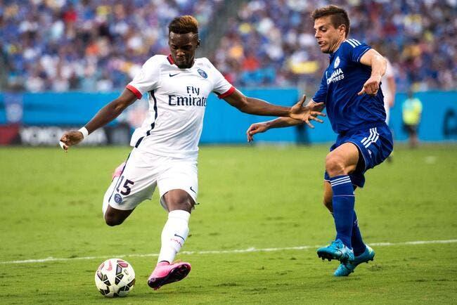 L'ASSE repasse à l'attaque sur un joueur du PSG