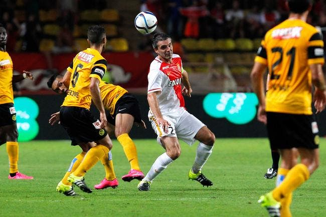 Les cinq adversaires possibles de Monaco en barrages