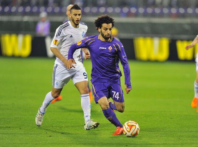 Officiel : Salah signe à la Roma