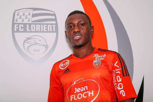 Officiel : Waris signe au FC Lorient