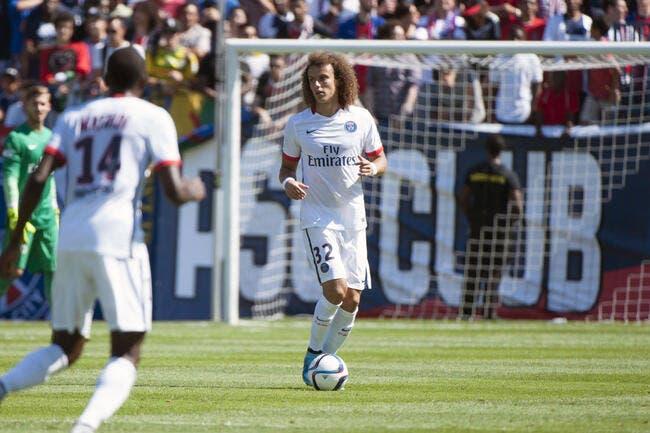Remplacer Motta au PSG ? David Luiz répond