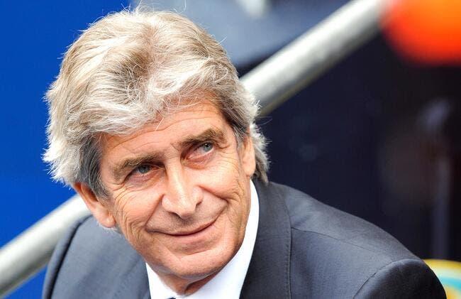 Officiel : Manchester City prolonge Pellegrini !