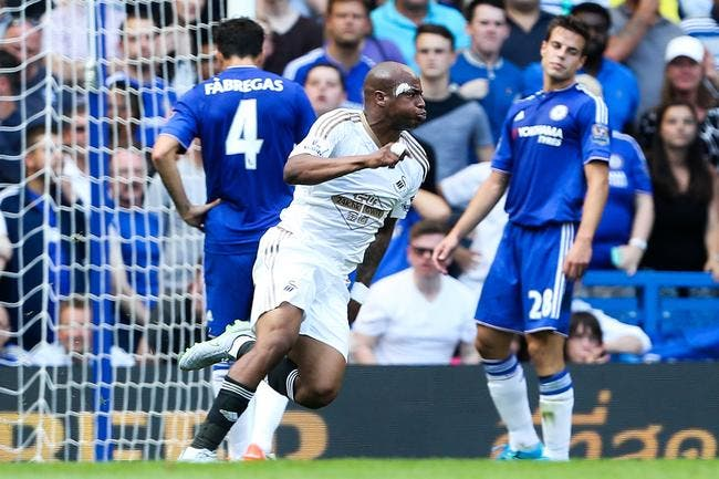 Chelsea - Swansea : 2-2