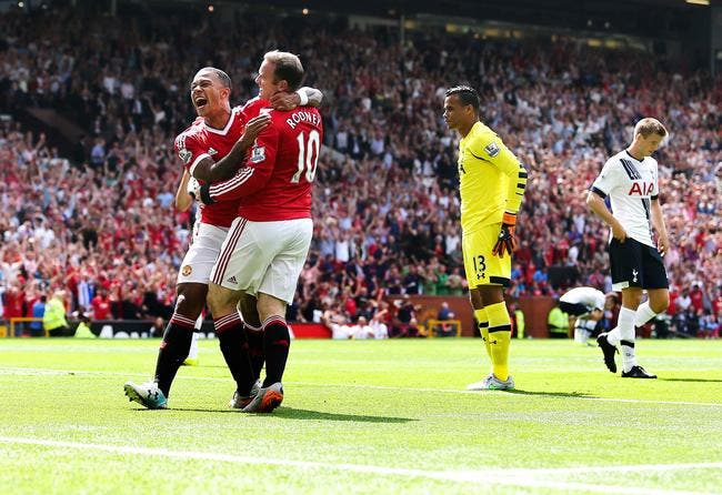 Man Utd - Tottenham : 1-0