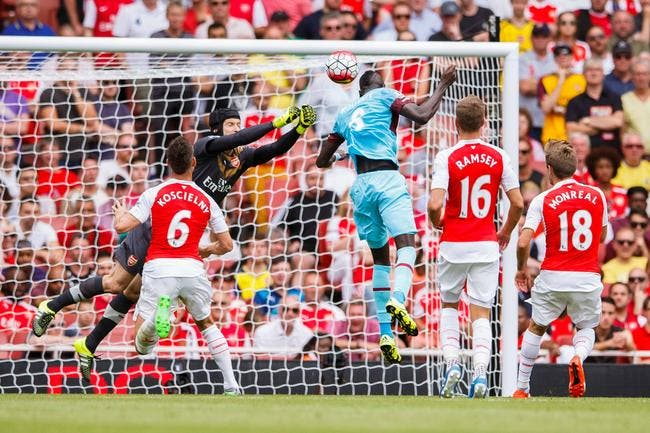Arsenal - West Ham : 0-2