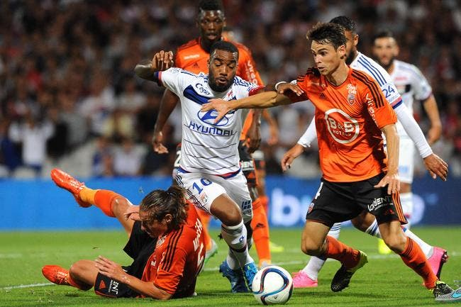 L'OL reste bloqué face à Lorient