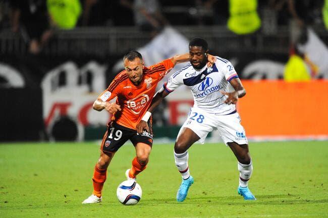 Lorient ne crache pas sur un bon point