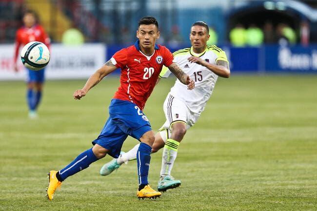 Aranguiz n'ira pas à l'OM, il rejoint Leverkusen