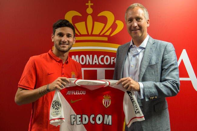Officiel : Gabriel Boschilia signe à Monaco !